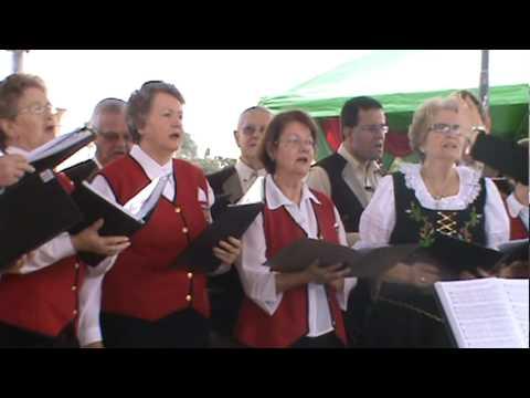 Schöen sind die lieder von Heimat - festa das etnias.mpg