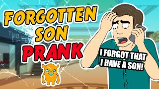 Prank Gone Wrong - Forgotten Son Prank