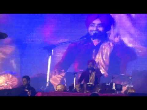 Satinder Sartaj  New Sufi Song Rub Da Naam Punjabi Bagh24dec2011.avi video