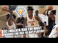 CJ Walker Had the BEST JULY OF ANY PLAYER IN THE COUNTRY!! | 6'8 Wing with CRAZY POTENTIAL