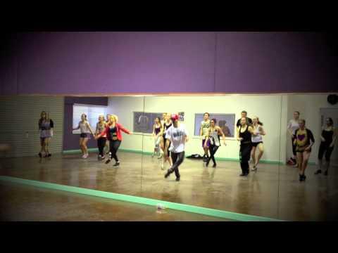 JTOWN Jesse Rasmussen - Perth Dance Workshop
