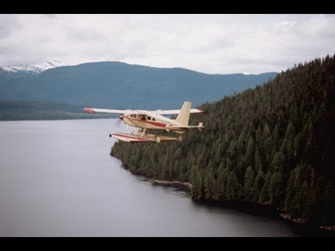 Alaska Seaplane: Misty Fjords to Ketchikan