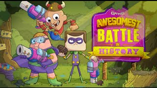 Games: Clarence - Awesomest Battle in History