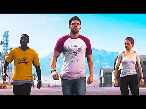 NEED FOR SPEED PAYBACK Story Trailer (2017) PS4 / Xbox One / PC