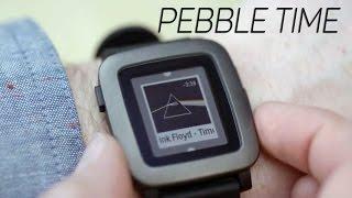 Este es el nuevo Pebble que arrasa en Kickstarter