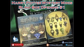 Harry Potter Mystery Minis Blind Box Opening #1