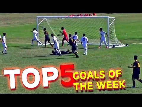 TOP 5 GOALS OF THE WEEK #141 2014