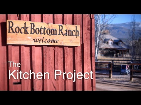 Rock Bottom Ranch Kitchen Campaign