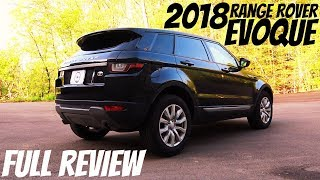 2018 Range Rover Evoque | Full Review & Test Drive