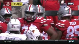 Ohio State Buckeyes vs Bowling Green Falcons in 30 Minutes - 9/3/16
