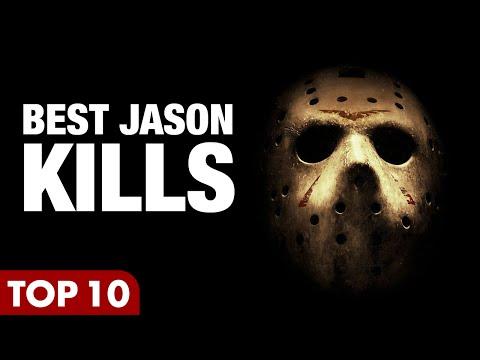 Top 10 Best Jason Voorhees Kill Scenes - Horror Amino Poll