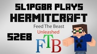 Hermitcraft FTB S2E8 - Tree Farm And Stuff And Things ( Minecraft Feed The Beast Let's Play )