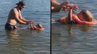 Mom's viral video highlights life vest safety concerns