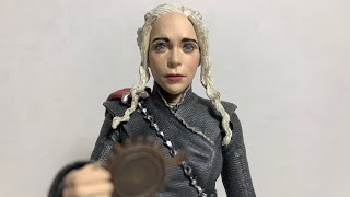 Game Of Thrones McFarlane Toys Daenerys Targaryen Action Figure Review