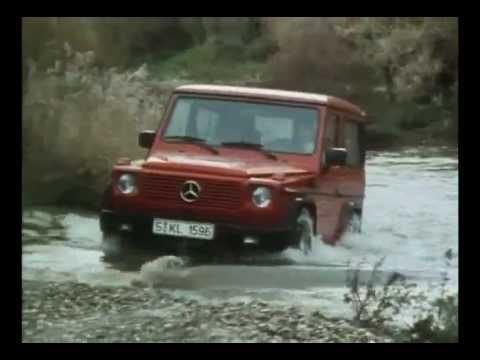 Mercedes Benz G Wagon Documentary