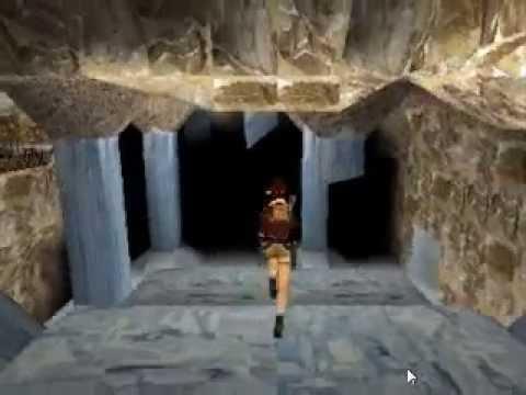 Tomb Raider 2. Misión 14 - Ice Palace, El Palacio de Hielo, PSX