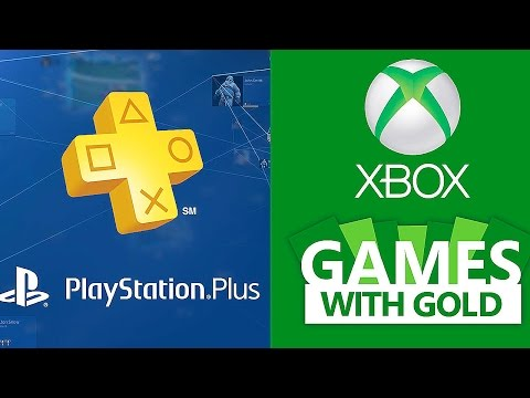 PS4 and XBOX ONE Free Games April 2017