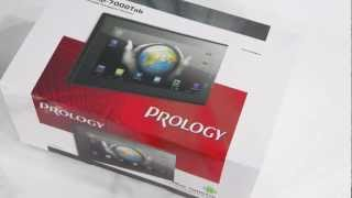 Prology iMap-7000Tab - обзор 7-дюймового навигатора