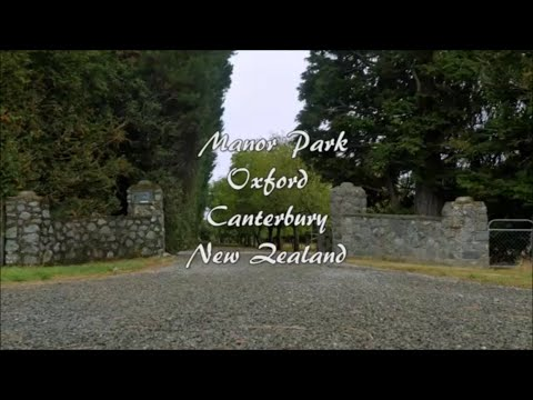 Manor Park Lifestyle Property in Oxford New Zealand
