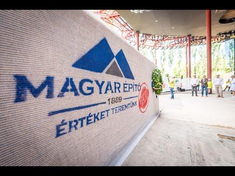 Magyar Zene Háza Bokrétaünnepség 2020.07.09.