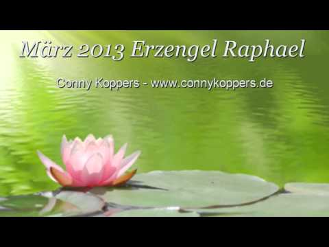 Erzengel Raphael Channeling fr mehr Frieden und Gelassenheit - Mrz 2013