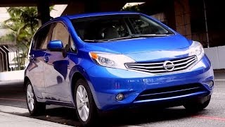 2016 Nissan Versa Note - Review and Road Test