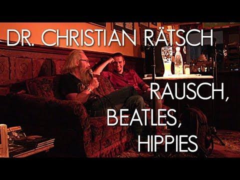 Christian Rätsch: Erste Rauscherfahrungen, die Beatles und die Hippiezeit