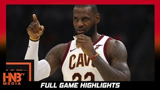 LeBron James (57 pts) Full Highlights vs Wizards / Week 3 / Cavaliers vs Wizards