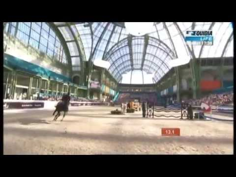 Paris 2013/04/14 Grand Prix Hermes CSI5* 1,60 m Grand Palais Jump-Off
