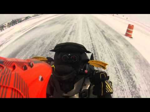 Renegade 1200 Takes Down an Arctic Cat 800 Shorty