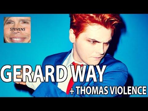 Gerard Way Interview w/ Thomas Violence