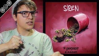 Reseña Y Análisis De 34 The Chainsmokers Aazar Siren 34 Cdc Vlogs