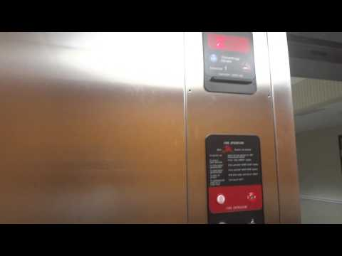 Alamogordo, NM: ThyssenKrupp Aurora Hydraulic Elevator @ the Holiday Inn Express