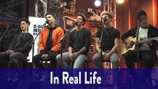 """In Real Life - """"Tattoo (How 'Bout You)"""" (Live)"""
