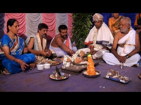 Rituals performed during Kannada Brahmin wedding