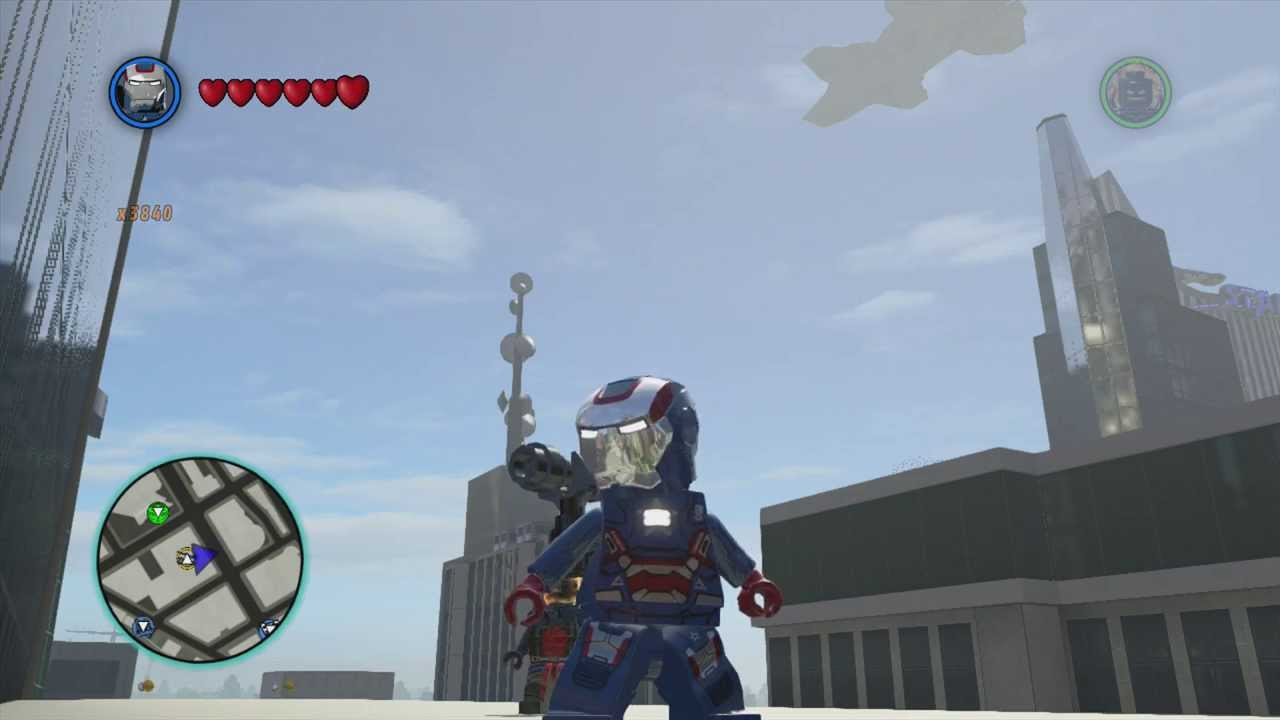 Iron Patriot Lego Lego Marvel Superheroes Iron