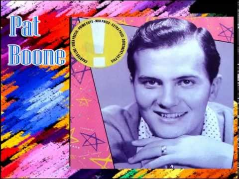 Pat Boone - With The Wind And The Rain in Your Hair