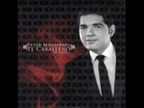 EL CABALLERO PETTER MANJARRES.