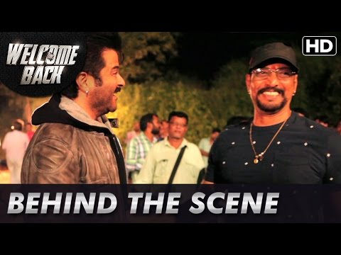 Welcome Back | Behind The Scenes | Anil Kapoor, Nana Patekar, John Abraham & Shruti Haasan