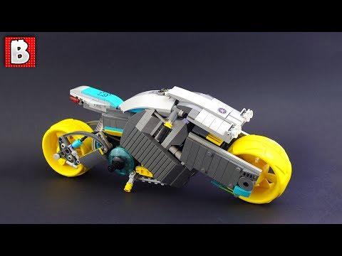 Gorgeous LEGO Motorcycle!!! +Dragon & Mech   TOP 10 LEGO MOCs   MOC News