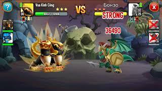 Ranking Rồng Huyền Thoại DRAGON CITY HNT choi game GAME NÔNG TRẠI RỒNG HNT Channel #179