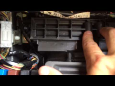 2004 Honda Civic LX Cabin Air Filter Part 2