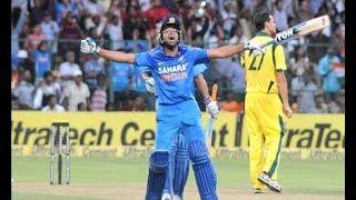 Rohit Sharmas 209 vs Australia in 7th ODI