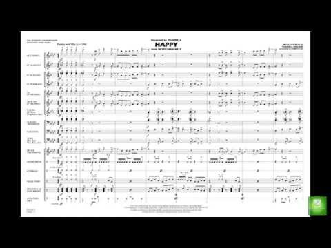 Happy by Pharrell Williams/arr. Ishbah Cox