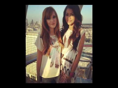 Bella Thorne & Zendaya Coleman
