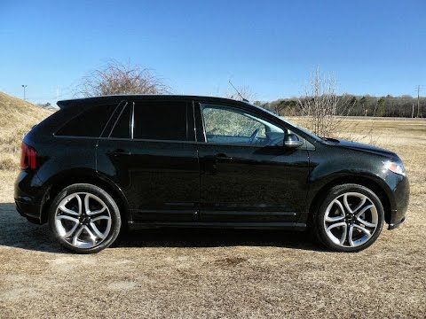 Used cars and trucks for sale in Maryland, Delaware, Virginia, 2014 Ford Edge Sport # DX40841A