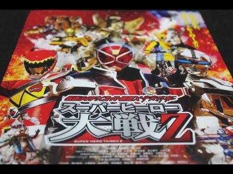 Super Hero Taisen Z Movie Filer Part2