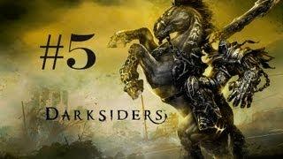 Darksiders Guia Parte 5- Tiamat...¡Eliminado!