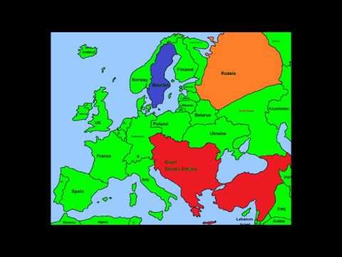 the future of europe ep 2: The Great Slav Empire NOT POLITICAL