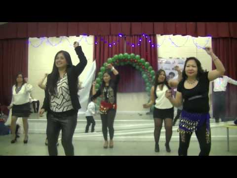 Filipino Xmas Party 2013(Black & White Theme)(Part 5)